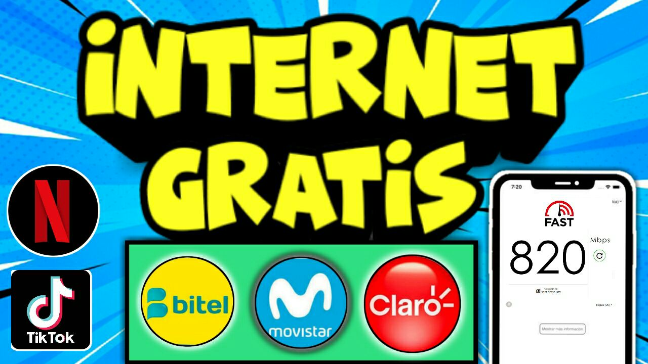 INTERNET GRATIS    INTERNET ILIMITADO PARA TODO OPERADOR [SERVERS ...